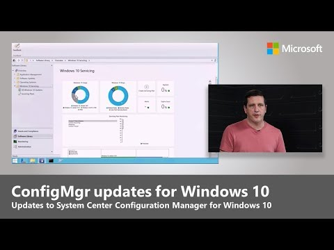 System Center Configuration Manager for Windows 10 - YouTube