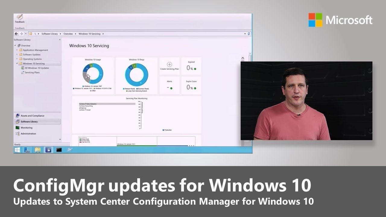 System Center Configuration Manager for Windows 10