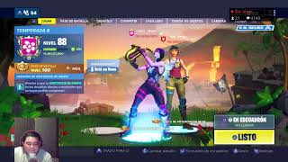 Fortnite en vivo clanes vs clanes