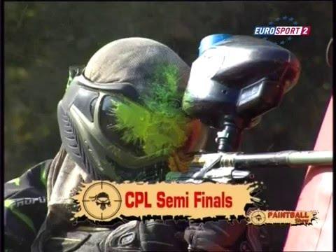2008 Paintball Millennium Series - Paris - by EUROSPORT2 Channel