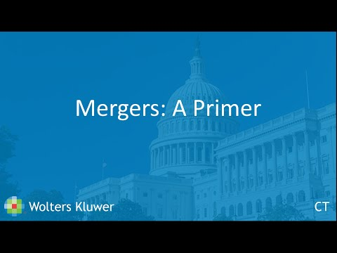 Mergers - A Primer