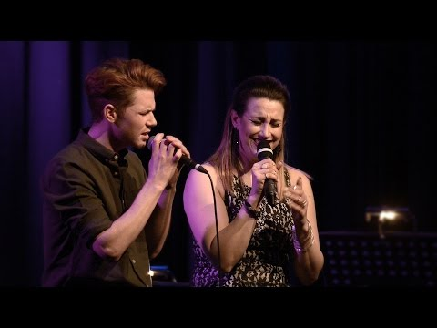 NATALIE WEISS & BLAKE ANDERSON - You Matter To Me (Waitress) | London 2016