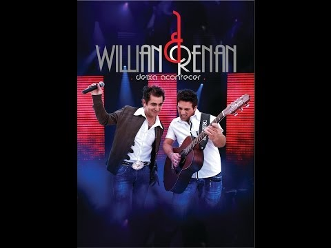 Show DVD Willian & Renan
