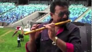 Naveen Kumar flute - Taal Piece