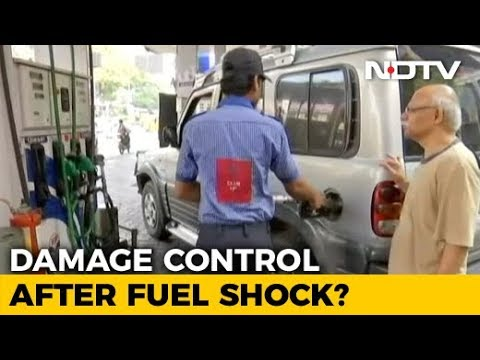 Petrol, Diesel Prices Remain At All-Time Highs