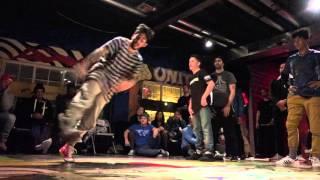 Titan Fenz vs Beatwahkz   2v2 Semi finals   Stuff your stockings 2015