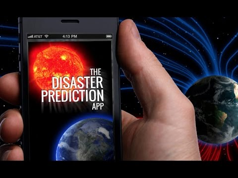The Disaster Prediction App TUTORIAL (Apple/Android)