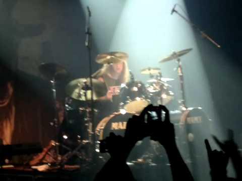 MaYan ft. Epica Guatemala - Ariën Van Weesenbeek Drum solo
