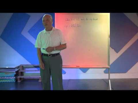 Khí công trị liệu ( thầy Đỗ Đức Ngọc ) phần -1  lý thuyết