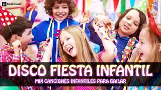 DISCO FIESTA INFANTIL Mix, Canciones Infantiles para Bailar en fiestas, Musica Infantil, Mix Niños