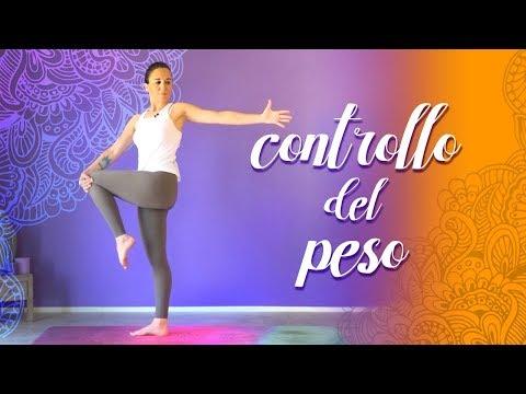 Yoga Per Controllare Il Peso
