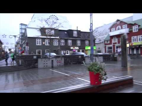 Reykjavik, Iceland - Downtown HD (2014)