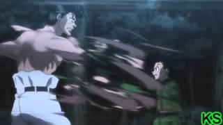 Repeat youtube video Gon & Killua vs Knuckle & Shoot AMV - Hunter x Hunter 2011