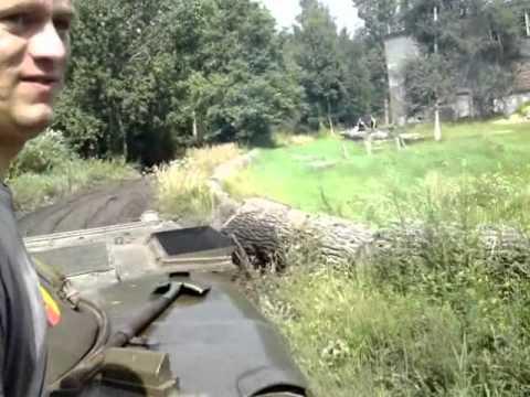 Lost in MV BMP Fahren
