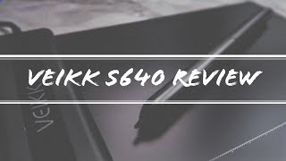 Veikk S640 Tablet | Unboxing and Review