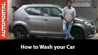 best car washing
