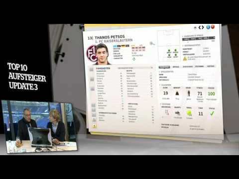 EA SPORTS TV Spezial - Felix Magath und die Datenbank
