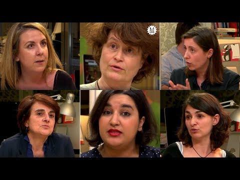 Macron pris aux mots : le décryptage des invitées de Mediapart