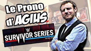 Le Prono d'Agius - WWE Survivor Series 2017 thumbnail