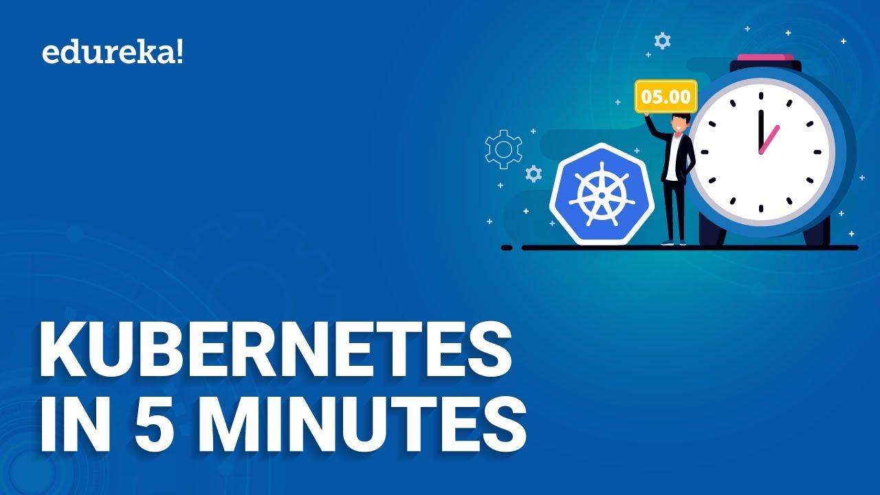 What is Kubernetes | Kubernetes Explained in 5mins | Kubernetes Training