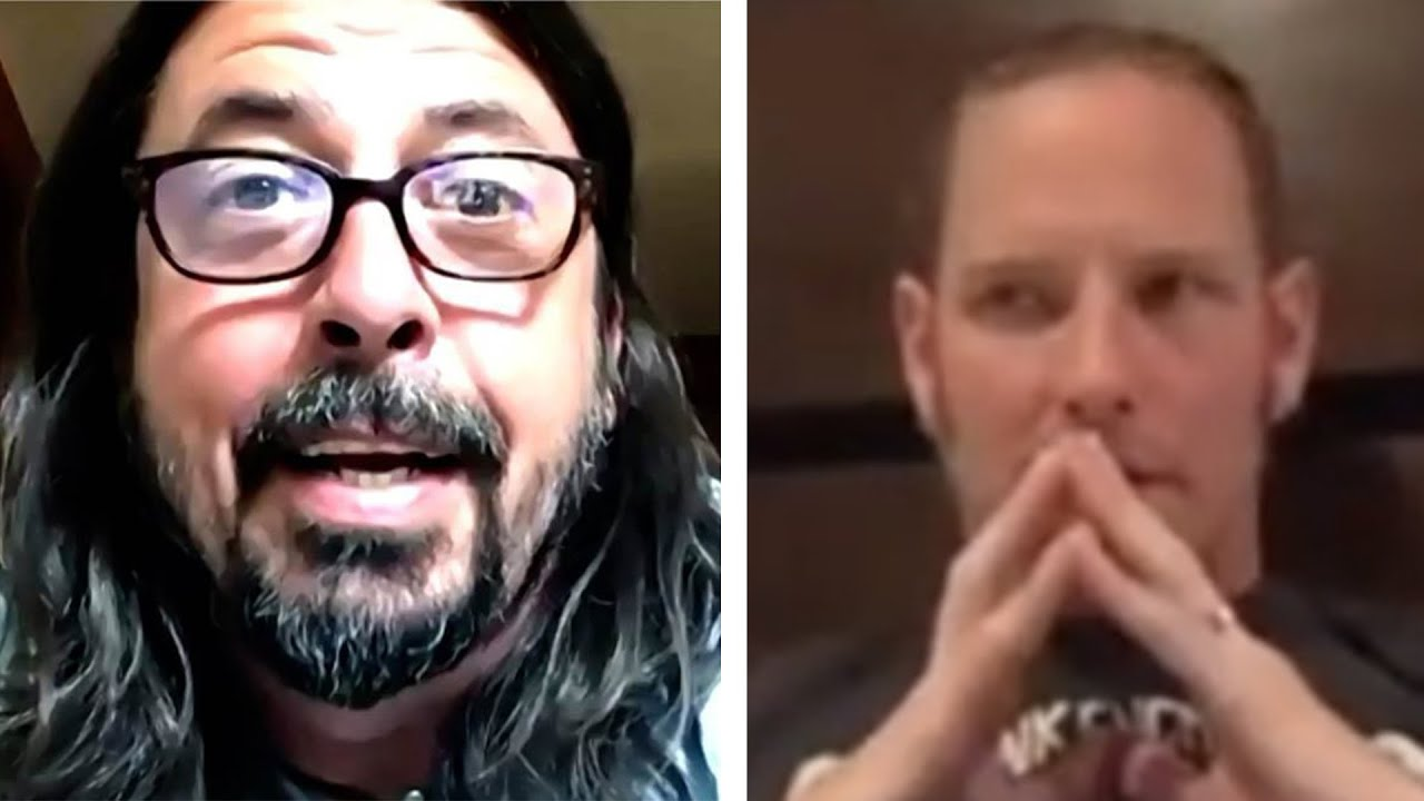Dave Grohl Worried Nirvana Would Kick Him Out, Corey Taylor On His Son's Heavy New Band Vended
