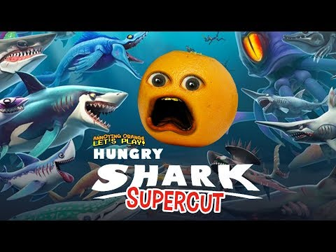 Hungry Shark Supercut!