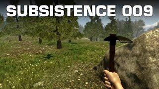 SUBSISTENCE [009] [Pickaxe auf den letzten Drücker] [Deutsch German] thumbnail