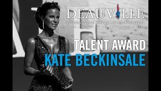 Deauville Talent Award Kate Beckinsale...