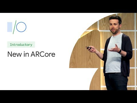 What's New in ARCore (Google I/O'19) - YouTube