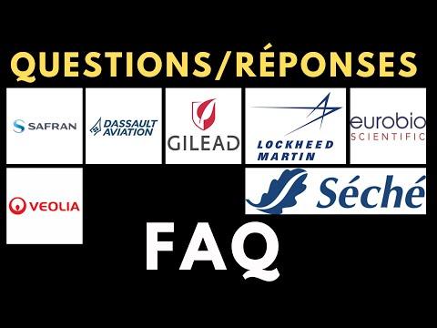 Bourse FAQ: Safran, Dassault, Lockheed Martin, Gilead, Eurobio, Veolia, Séché.