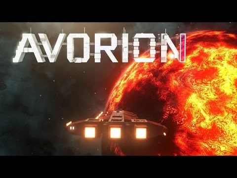 Avorion - A Cooperative Space Sandbox (Procedurally Generated Galaxy)