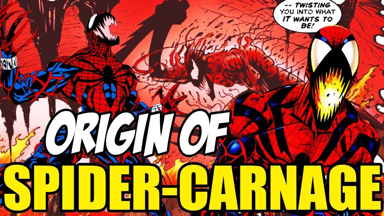 ORIGIN OF SPIDE...