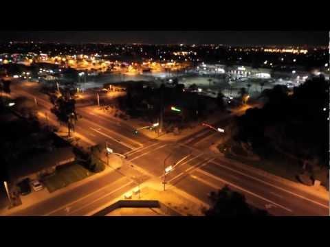 AerialRaiders UAV flight - Slient NIght