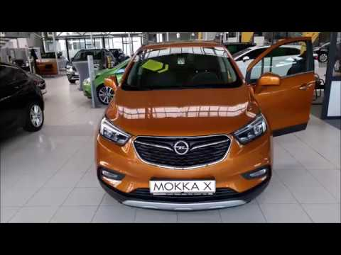 opel mokka x innovation 2017 safran orange und 19 alu. Black Bedroom Furniture Sets. Home Design Ideas