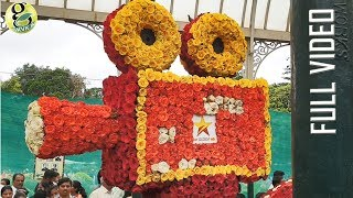 Lalbagh Flower Show 2018  - 208th | Independence Day August 2018