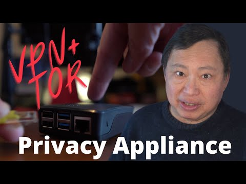 Your Home Privacy Appliance: BraxRouter VPN + TOR Router