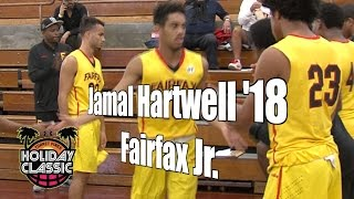 Jamal Hartwell '18, Fairfax Junior Year, 2016 UA Holiday Classic