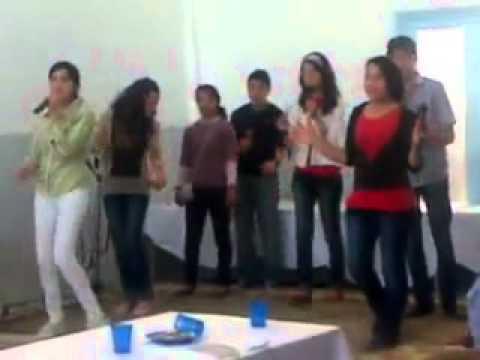 "Tunisian High School Students Sing ""Street Children"" by Turgay Evren"