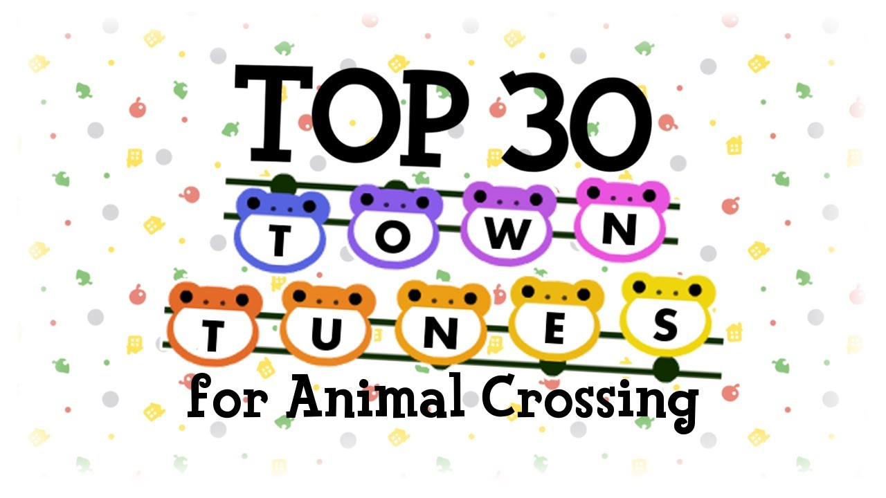 Here Are 60 Iconic Animal Crossing Town Tunes You Can Use
