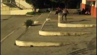 Andrew Reynolds Backside Flip Wallenberg