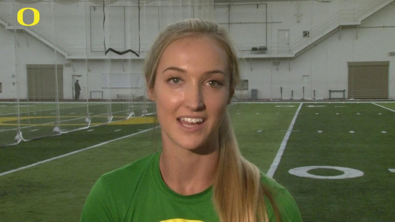 #26 Haley Cruse Pre-Practice 3-6-19 - YouTube