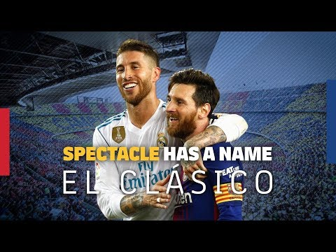 EL CLÁSICO: BARÇA - REAL MADRID | The world's greatest rivalry: In insider's take