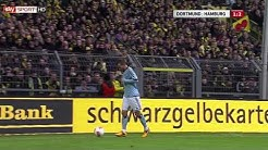 Borussia Dortmund   Hamburger SV, Bundesliga, 21  Spieltag, Saison 2012 2013