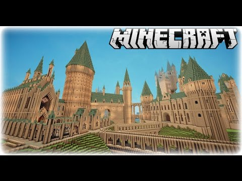 Remarkable Minecraft Hogwarts Harry Potter Replica Adventure Map (1.7.10)
