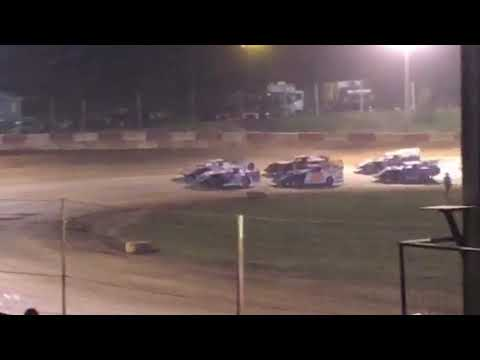 5-5-18  SHADYHILL SPEEDWAY, IN   IMOD - FEATURE (part 1 of 2)