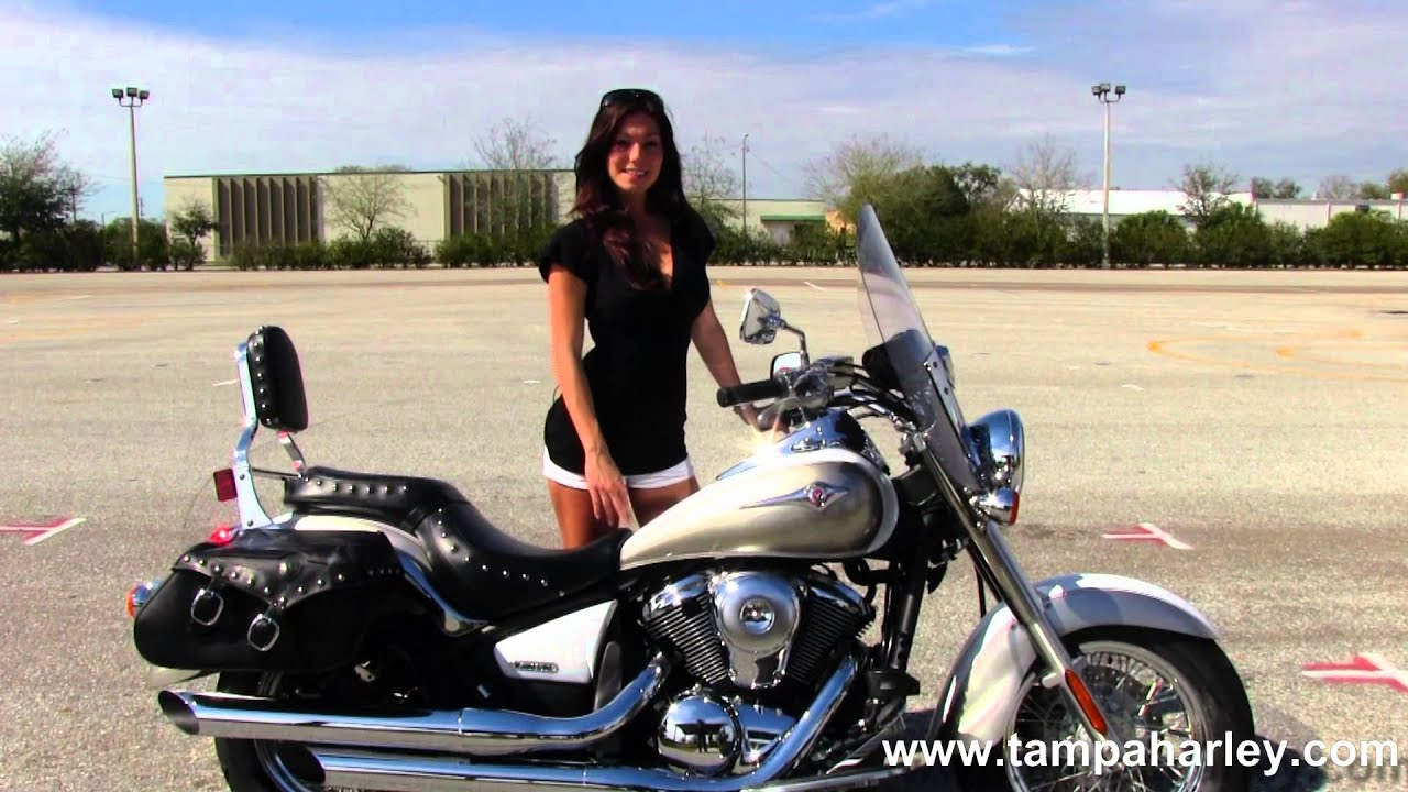 Used 2008 Kawasaki Vulcan Classic LT - Motorcycles for sale - YouTube