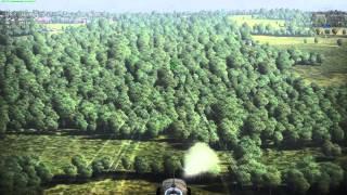 War Thunder - Gun Convergence/Guns Targeting Distance TUTORIAL
