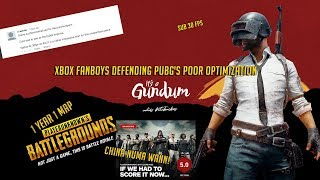 The Most Savage Man On Earth Rants: Xbots Defending PUBG's poor optimization