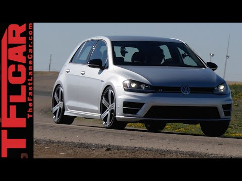 Golf R 0-60 >> 2015 VW Golf R Hot Lap & 0-60 MPH Review: How Fast Is VW's Hottest Hot Hatch? - YouTube