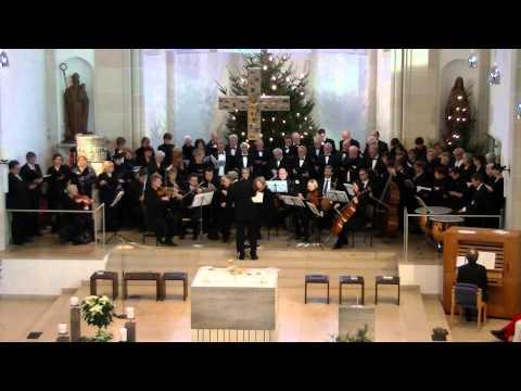 Sanctus / Benedictus - Pastoral-Messe in F-Dur von Anton Diabelli - St. Ludgerus, Schermbeck
